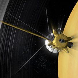 カッシーニの探査機機体と観測装置