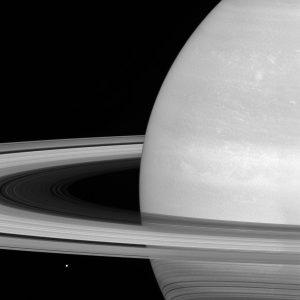 2016.11.29:土星の氷の衛星ミマス