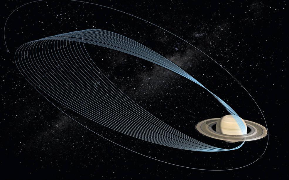 2017.03.30:NASAの土星探査機カッシーニの最後の旅が始まる…