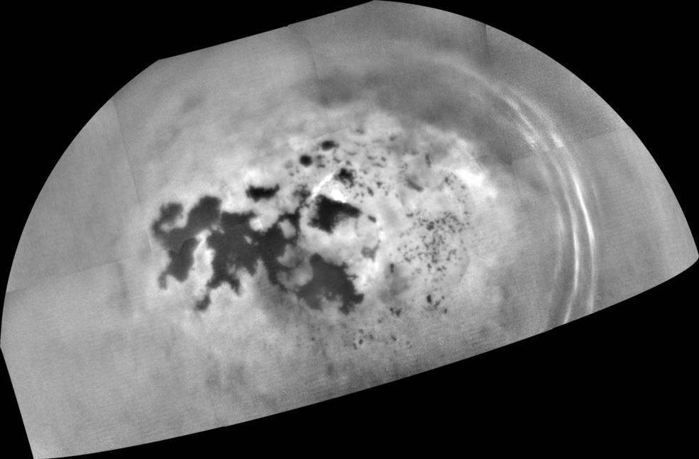 2017.03.16:土星の衛星タイタンの湖と海の謎に迫る!
